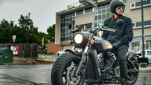12   scout bobber lifestyle